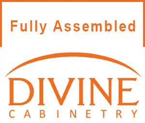 Divine Cabinetry (Fully Assembled)