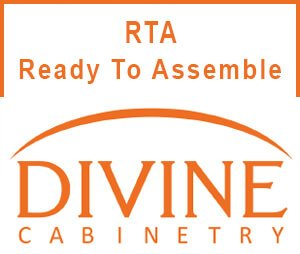 Divine Cabinetry (Ready To Assemble)