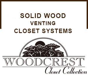 Woodcrest Closet Systems